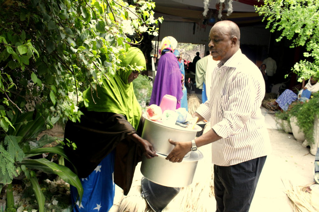 Graduation Ceremony: Vocational training skills concluded for 30 women in Mogadishu